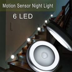 motionsensor, walllight, led, Closet