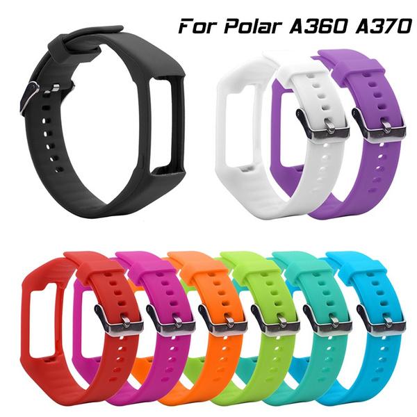 siliconewriststrap, polara370siliconeband, polara360, Watch