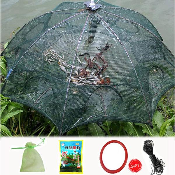Foldable, shrimpcage, Nylon, fishingnet