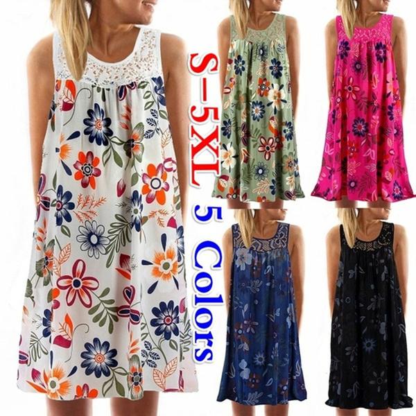 Summer, Lace, long dress, Dress