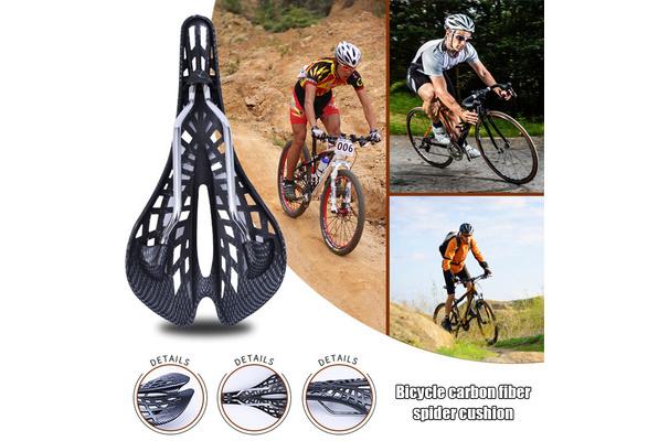 Inbuilt Saddle Suspension Cycle Plastic Bicycle Bike Saddle Seat Cushion