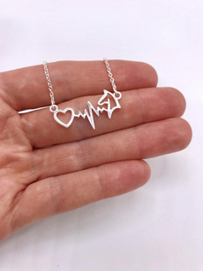 Steel, horse, Love, Jewelry