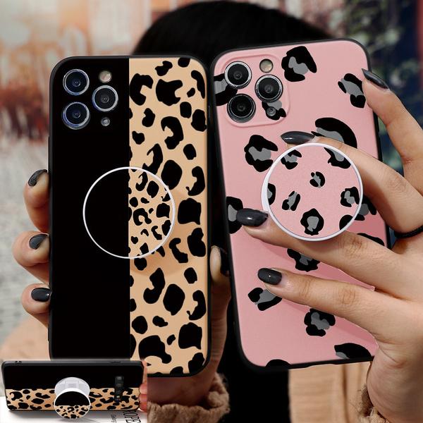 cute, cuteleopardcase, iphone, Silicone