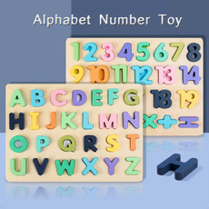 Educational, Toy, childrenjigsaw, Gifts