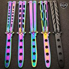 butterfly, butterflybalisongtrainer, butterflytrainerknife, Blade