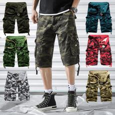 Shorts, Fashion, camouflage, casualshort