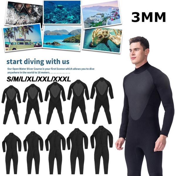 divingsuit, Surfing, rashguard, wetsuitformen
