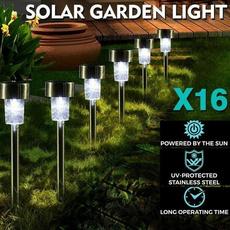 solarlightlight, Steel, Lawn, Outdoor