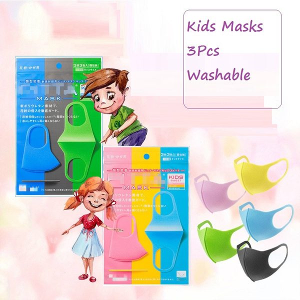 cute, kidsmask, Cotton, Smoke