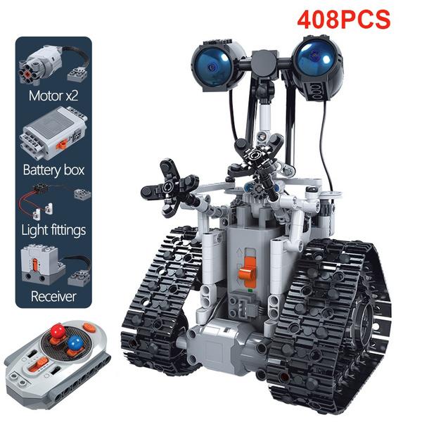 rcrobot, Toy, Remote Controls, electricbuildingblocksforlegoing