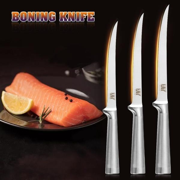 Steel, boningknive, Kitchen & Dining, Stainless Steel
