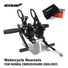 motorcyclerearset, cbr954rr, rearserfootrest, cbr929rr