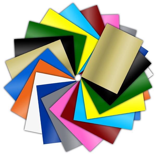 assortedcolorsvinyl, adhesivesheetroll, Craft, craftsheet