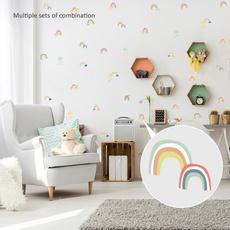 Photo Frame, muraldecal, Home Decor, rainbow