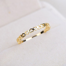 Heart, Fashion, lover gifts, gold