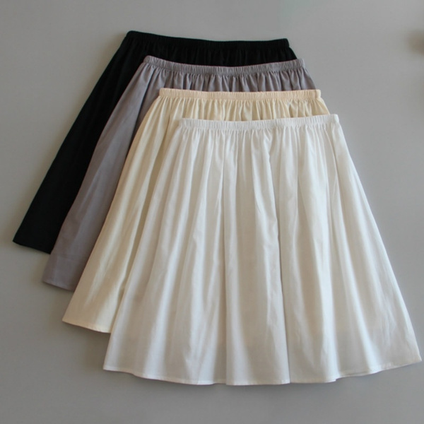 underdres, Underwear, cottonpetticoat, halfslip
