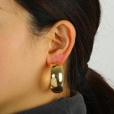 Jewelry, silverneedle, exaggerated, coldwindmetal