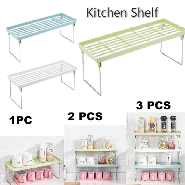 kitchenstoragerack, Kitchen & Dining, countertopstorageorganizer, kitchenorganizationrack