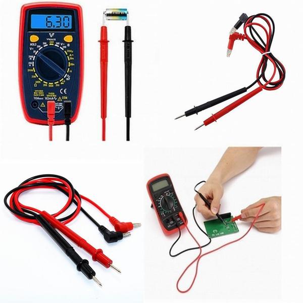 instrumentation, rawmaterial, industrial, multimetertestleadprobewire