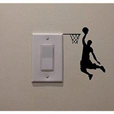 dunk, Home & Kitchen, Basketball, switchsticker