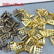 scrapbookingdiy, metalcorner, gold, diyaccessorie