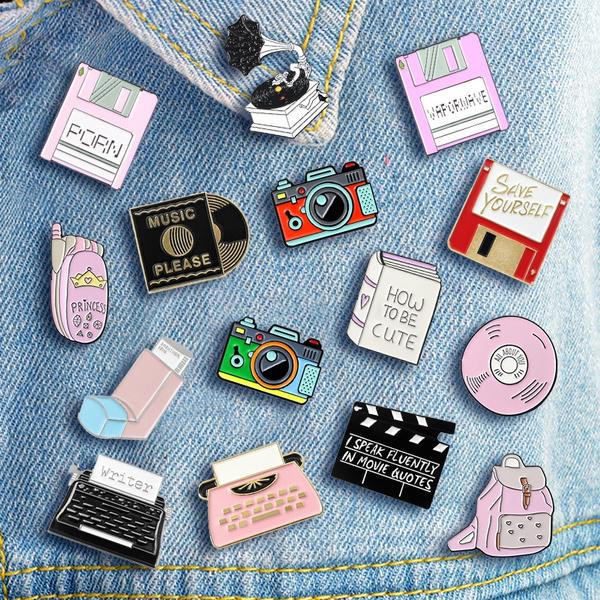 Fashion, collarbroochespin, Gifts, Pins