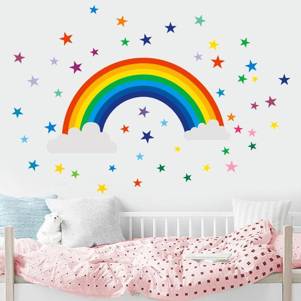 rainbow, Decor, Home Decor, Home & Kitchen