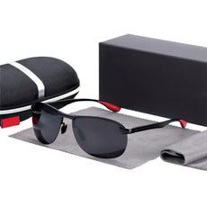 uv400sunglassesformen, Men's Fashion, Aluminum, photochromicsunglassesmen
