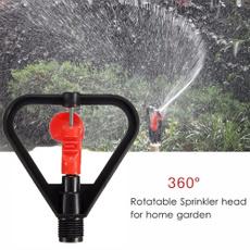 rotatable, Lawn, irrigationsystem, Yard