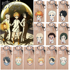 gilda, Key Chain, Anime & Manga, normankeyring