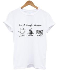Coffee, Funny T Shirt, brand t-shirt, Slim T-shirt