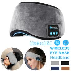Headphones, Microphone, Head Bands, sleepmask