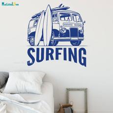 Home & Kitchen, Surfing, art, surfboard