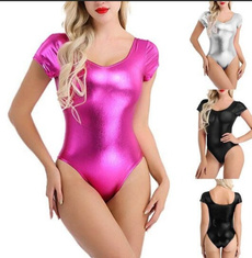 patent leather, womensbodysuit, Teddy, leather