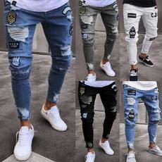 Rap & Hip-Hop, men's jeans, trousers, Deportes y actividades al aire libre