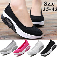casualshoeswomen, Sneakers, Plus Size, Sports & Outdoors