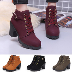 ankle boots, Outdoor, Womens Shoes, Waterproof
