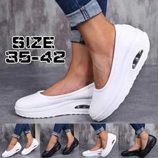 casual shoes, shakeshoe, Plus Size, Women Fashion