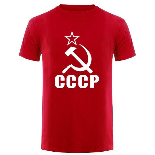 Mens T Shirt, communism, Shirt, Tops