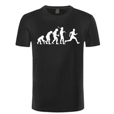 Funny, evolution, Fashion, Shirt