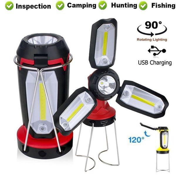 Flashlight, tentlight, led, usb
