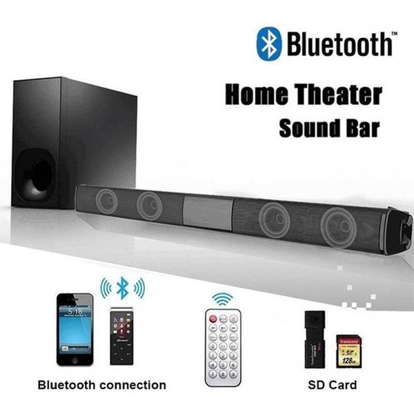 Wireless Speakers, hometheatersoundbar, soundbar, bluetooth speaker