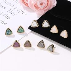 starrysky, Triangles, Jewelry, matting