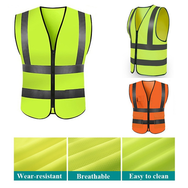 Vest, Fashion, Racing Jacket, safetyvest