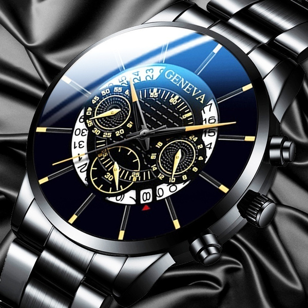 Steel, watchformen, Fashion, Stainless Steel