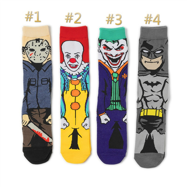 batmansock, Cotton, Cotton Socks, jason