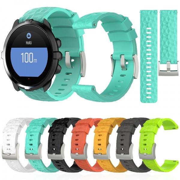 suuntowatchband, watchbandforsuunto9, Sport, Silicone