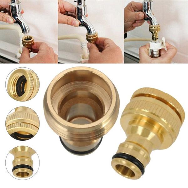 Brass, Watering Equipment, Faucets, Garden