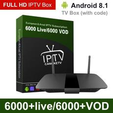 Box, TV, smartiptv, tvbox