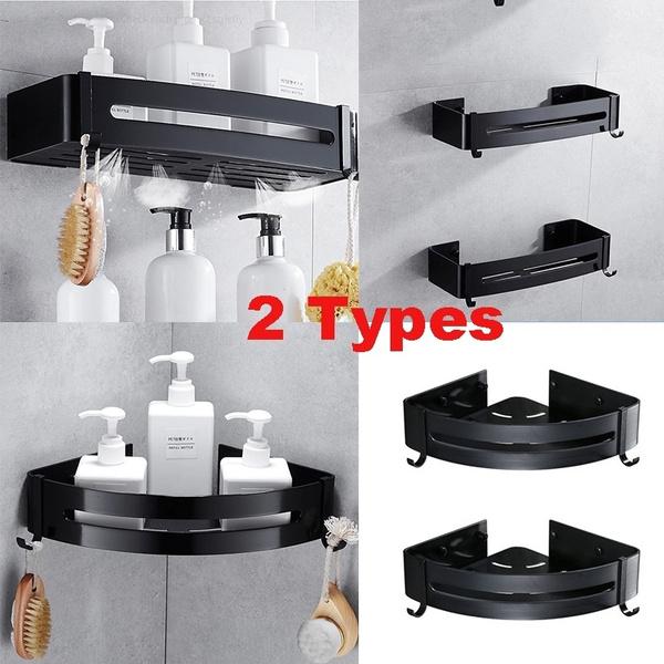 Bathroom, cosmeticrack, Aluminum, Shelf